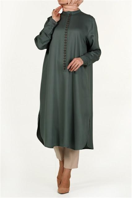 Genç giyim çeşitliliği ile konuşulan Allday tesettür giyim