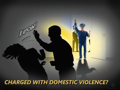 What To Do If Charged With Domestic Violence
