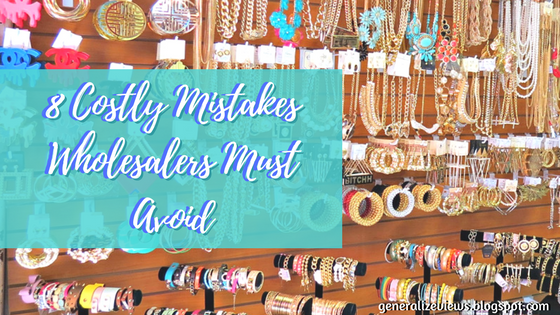 mistakes wholesalers must avoid