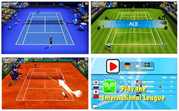 Tennis 3D 1.3 Android APK Game Free Download - YSVCYBERS