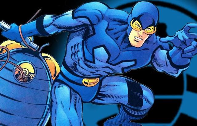 siapa blue beetle adalah asal-usul dan kekuatan blue beetle ted kord