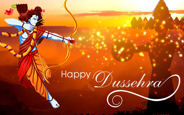 Happy Dussehra 2016 Images, Dussehra facebook covers 2016