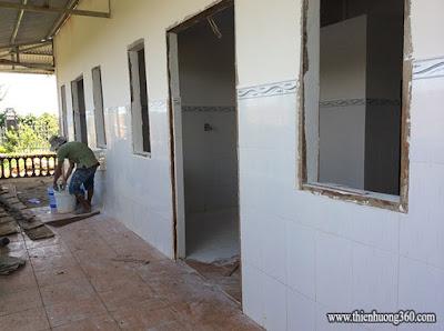 Tấm lòng nhân ái: xây dựng phòng khám chữa bệnh từ thiện ở Bảo Lộc