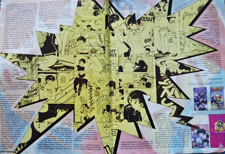 Kawaii – pierwszy polski magazyn poświęcony mandze i anime