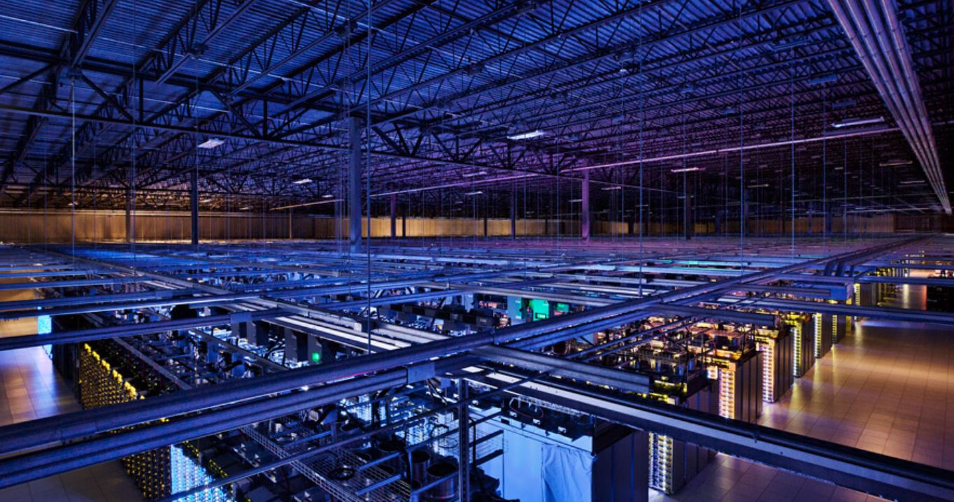 Google Data Center - Council Bluffs, IA