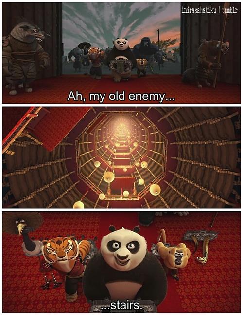 Anna Look Kung Fu Panda 2 Jennifer Yuh 2011