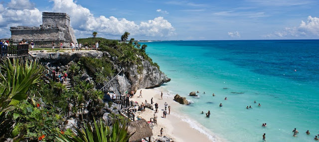 Conheça a região de Tulum em Cancún