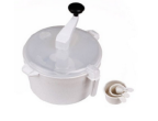 Amazon: Buy Tosaa Plast Dough Maker Machine with Free Measuring Cups at Rs.199