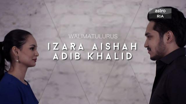 Walimatulurus Izara dan Adib