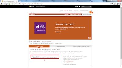 ds%2Bverify2 - Software Gratis dari Microsoft, DreamSpark tempatnya!
