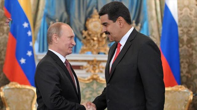 Putin desea a Maduro celebrar con éxito las venideras elecciones