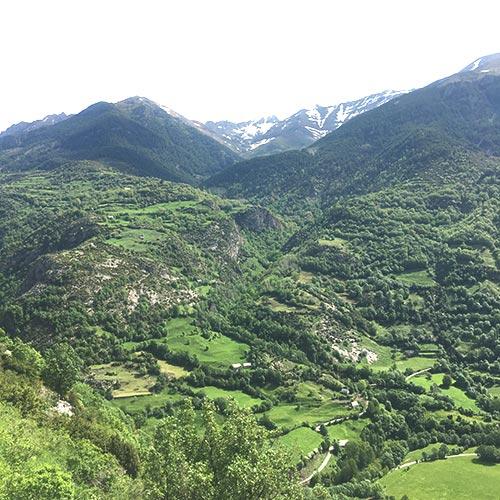 Las vacaciones de Fulanito & Menganita: Chistén, Val de Chistau