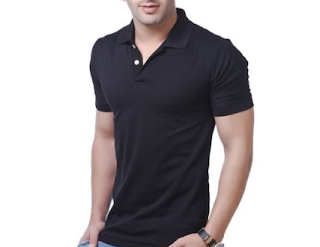 Ebay Loot : American Wills Black Polo T-Shirt at Just Rs.100 Only