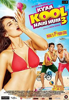 mistakes in kya kool hain hum 3