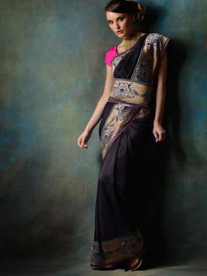 Mokshaa Sari Collections