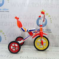 Mommy Sandaran BMX Tricycle