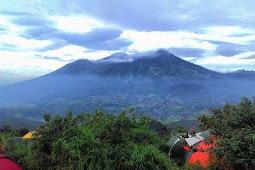 Jalur pendakian gunung Penanggungan via Jolotundo, jalur penuh peninggalan sejarah