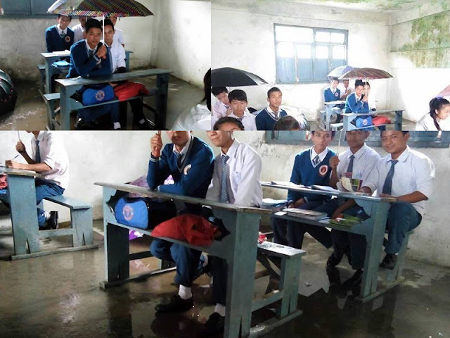 Pathetic Condition of School under GTA