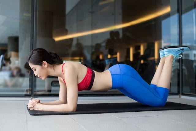 Thử thách plank từ dễ đến khó cho bụng săn chắc