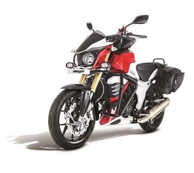 2016 Mahindra Mojo Tourer Edition edventure Bike