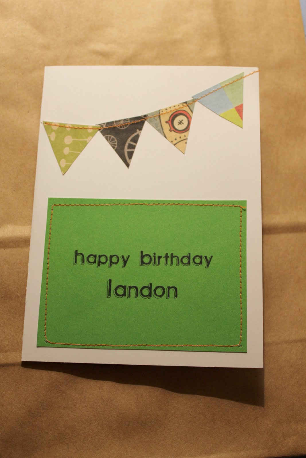 Handmade Birthday Cards For Male Best Friend Card