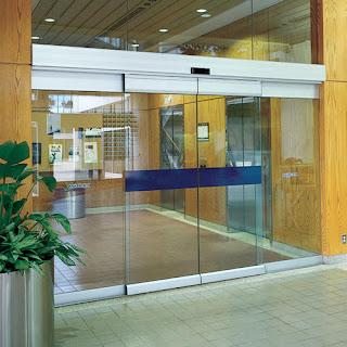 engsel pintu kaca otomatis