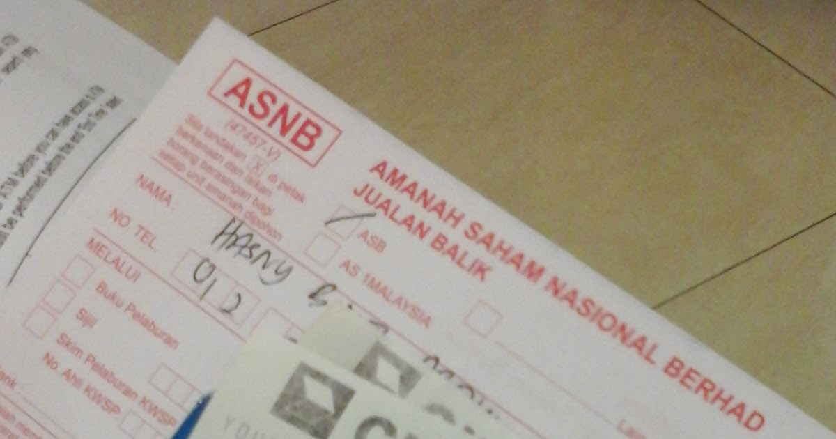Journey Of My Life Goodbye Akaun Asb