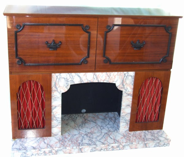 History's Dumpster: The Phono-Sonic Fireplace/Liquor Cabinet