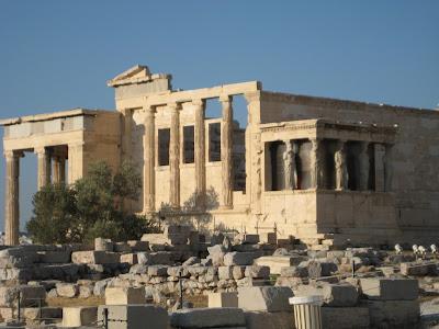 Stablo masline koje je po predanju posadila boginja Atina