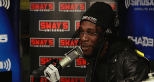 (Audio+Video) Burna Boy - Sway In The Morning (Freestyle)