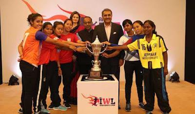 """अखिल भारतीय फुटबॉल महासंघ ने भारत की पहली महिलाओं की पेशेवर फुटबॉल लीग """"भारतीय महिला लीग"""" की शुरुआत की"""