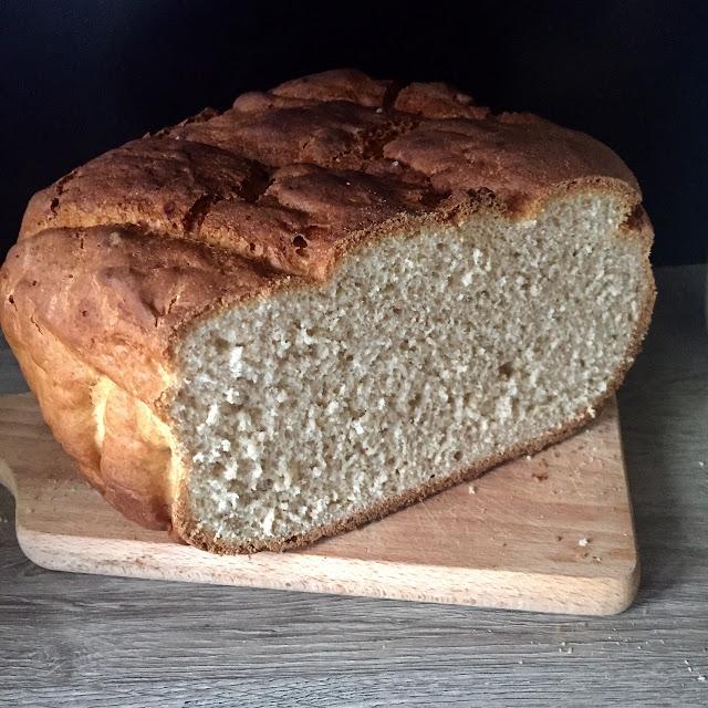 🍞 pszenno-żytni chleb z garnka