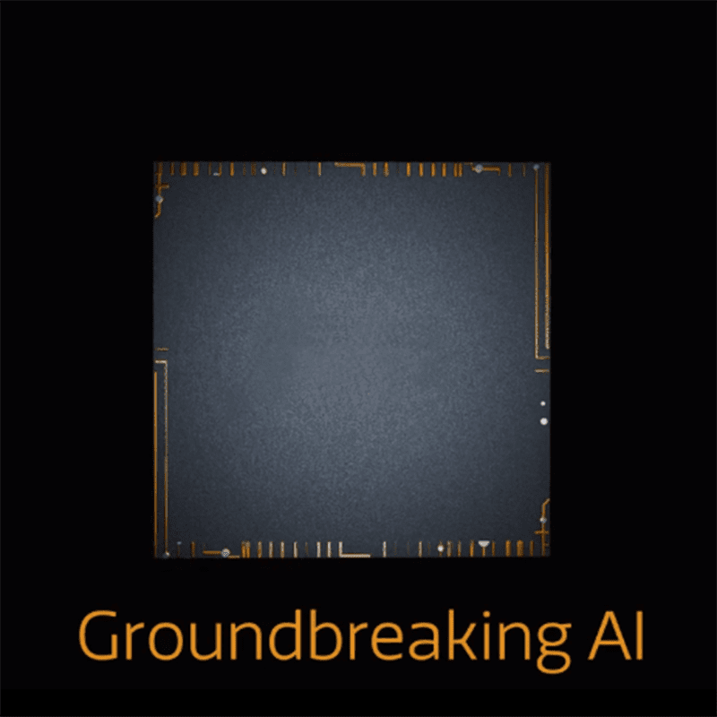 A new AI chip!