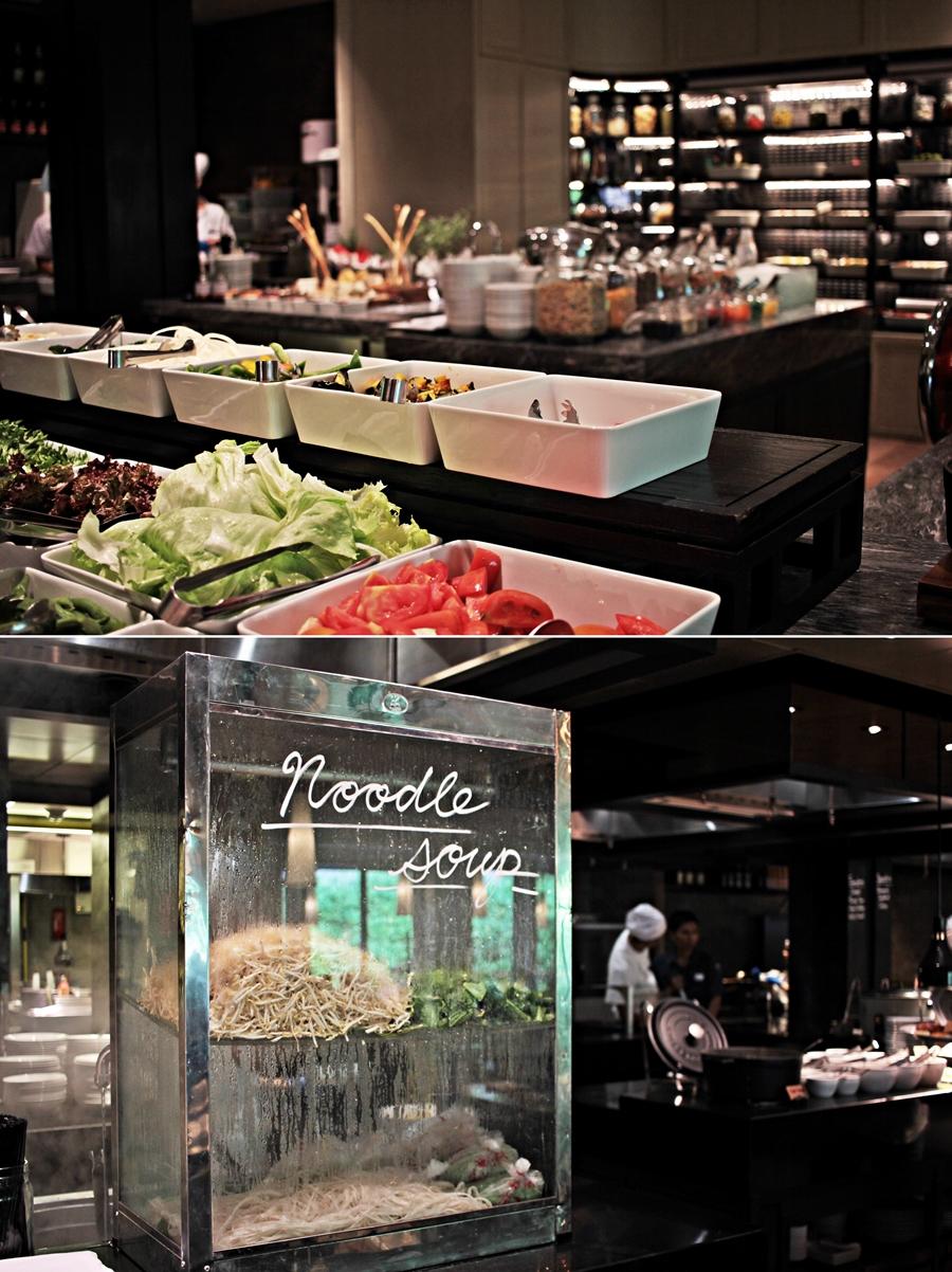 hotel frühstück buffet thailand