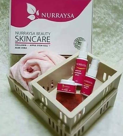 nurraysa beauty skincare harga