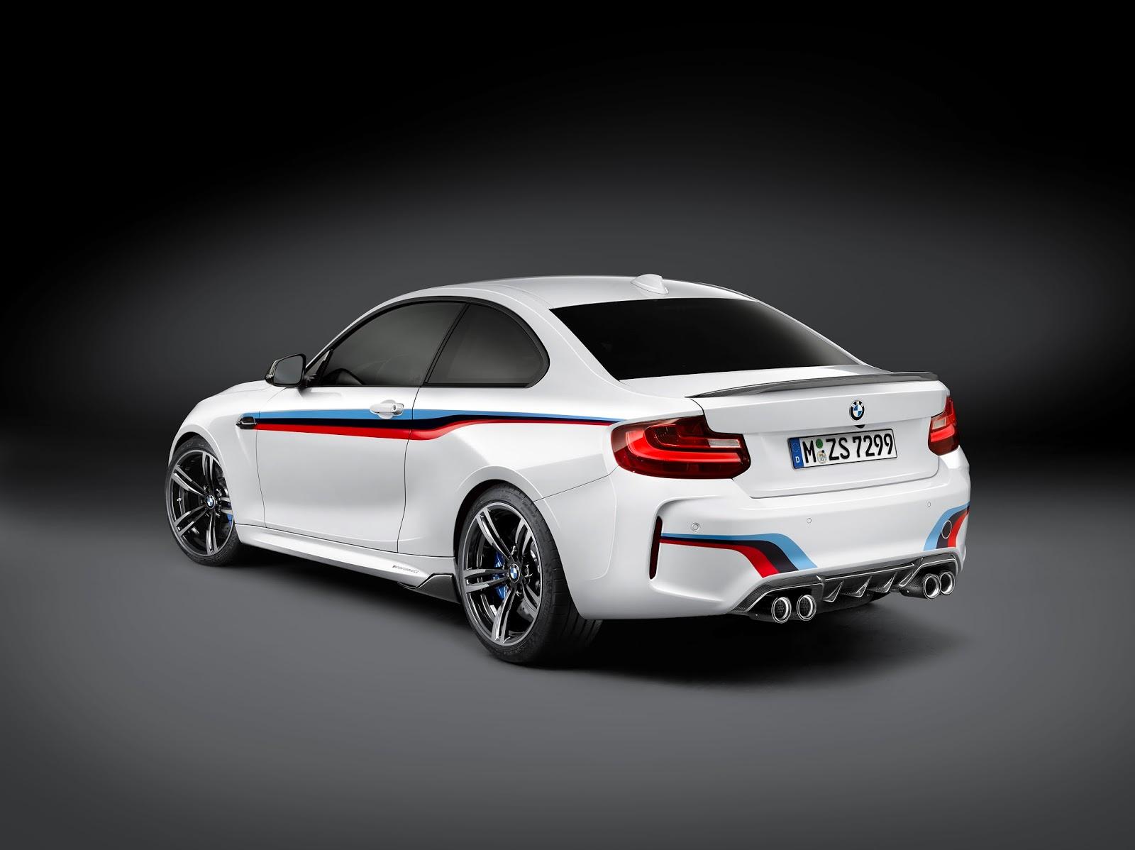 P90207894 highRes the new bmw m2 coupe Νέα Αξεσουάρ M Performance για τη νέα BMW M2 Coupé. BMW, BMW M2, BMW M2 Coupé, Αξεσουάρ