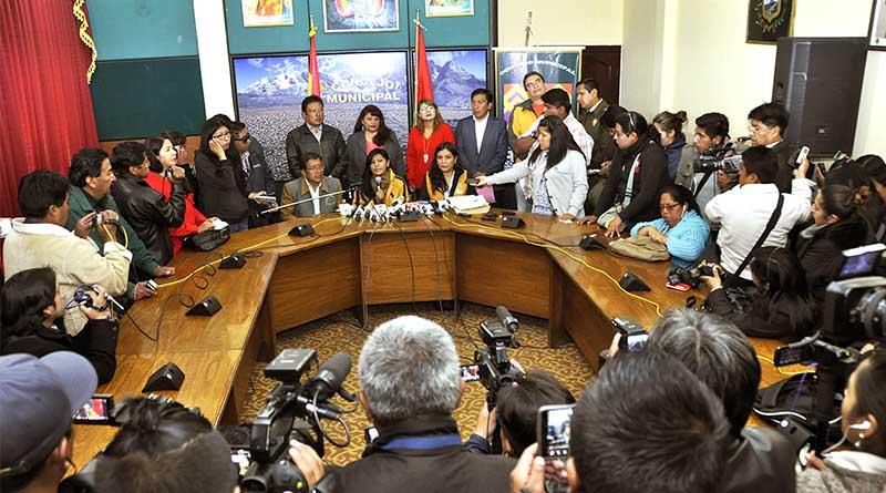 Municipio se ve perjudicado por contrato lesivo en la gestión de Zacarías Maquera