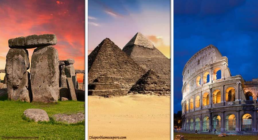Test: Qué predice el monumento antiguo de tu elección