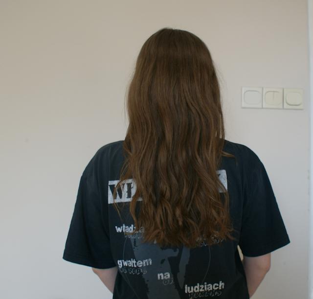Naked Hair Challenge