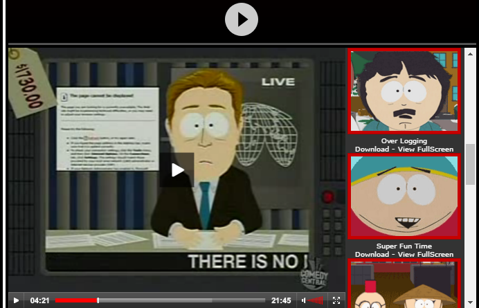the mindless freaks south park episode overlogging 923 219 obama