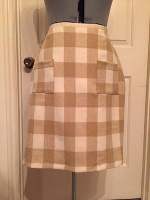 cashmere skirt