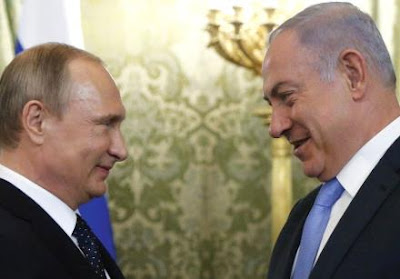 Netanyahu discutirá Oriente Médio com Putin