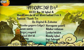 Naruto Senki Mod HardCore Dot Id v2 by M Iqbal Apk