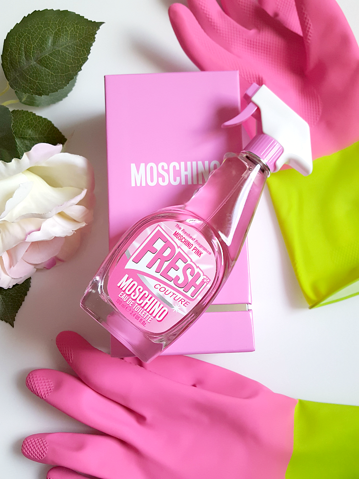 Review: MOSCHINO Pink Fresh Couture - 100ml - 94.- Euro