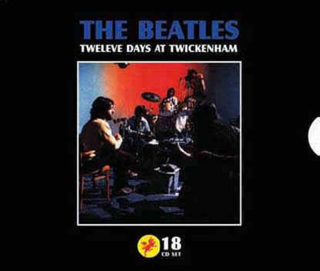BootlegZone • View topic - the Beatles - Twelve days at