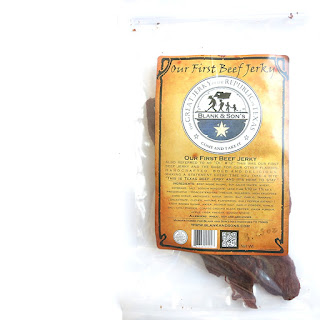 blank and sons jerky