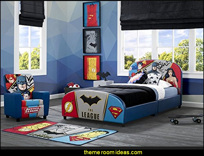 Decorating theme bedrooms - Maries Manor: Superhero bedroom ...