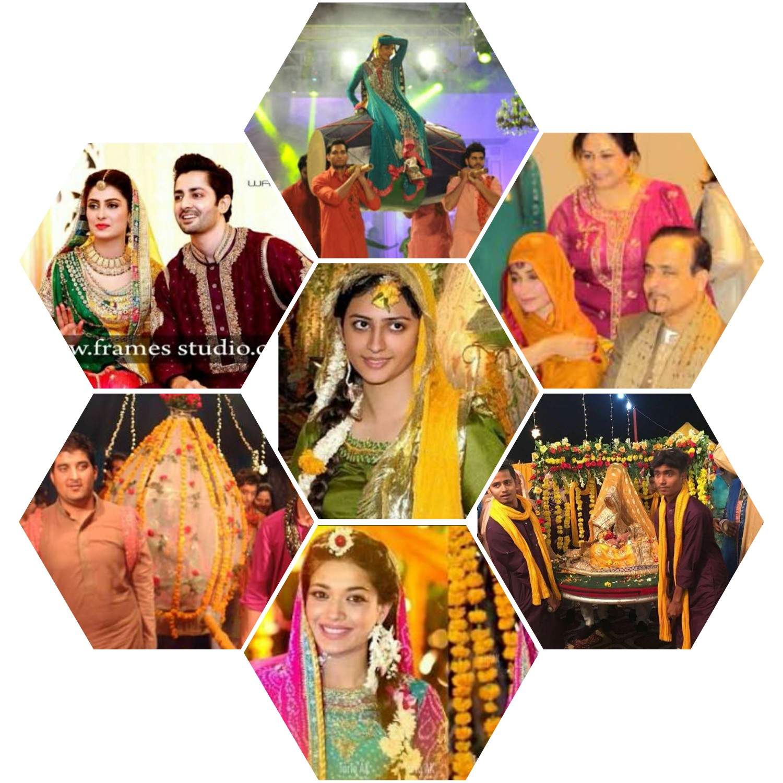 Different Wedding Cultures Of Pakistan