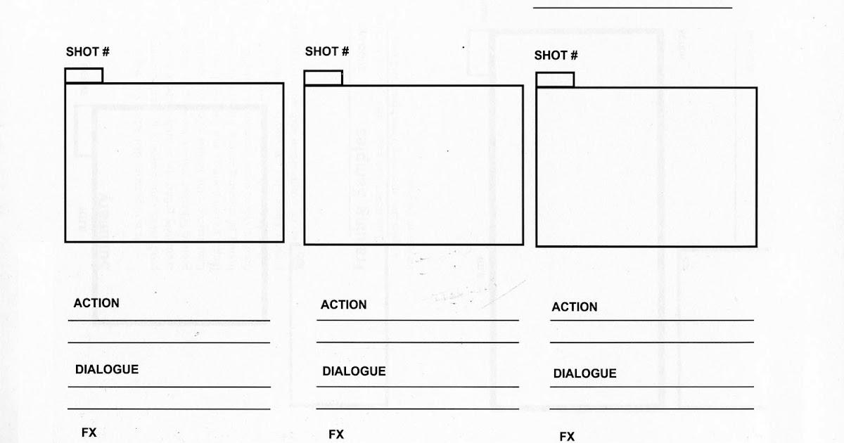 Oficina Multimédia B: Exemplos de storyboard