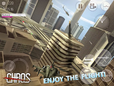 CHAOS Combat Copters HD #1 v6.9.0 Mod